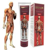 Массажный крем «Disaar – rapid relief» для быстрого облегчения и снятия боли в мышцах и суставах
