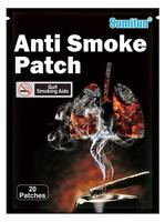 Антиникотиновый пластырь «Anti-smoke patch» Sumifun