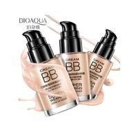 Суперстойкий увлажняющий BB крем Super Wearing BB Cream Bioaqua (естественный цвет)