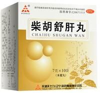 "Пилюли с володушкой для регуляции печени ""Чайху Шугань Вань"" (Chai Hu Shu Gan Wan)"