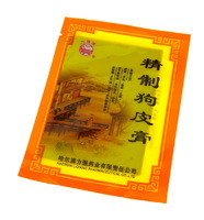 """Пластырь """"Юнгжи Гаопи"""" (Собачья кожа) (Jingzhi Goupi) широкого терапевтического действия"""