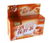 Чай TESI для защиты печени и облегчения последствий алкогольной интоксикации
