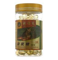 """Мягкие капсулы """"Из яичек кенгуру"""" Ou Fu Lai для лечения простатита, аденомы, повышения потенции, усиления либидо"""