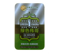 Зелёная виагра (Green Viagra)
