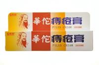 """Мазь от геморроя """"Хуа Туо"""" с мускусом (торговая марка ShengWang)"""