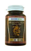 """Капсулы HOBSIN """"Dragon Vein"""" (Вена дракона) – очищение меридианов и коллатералей"""
