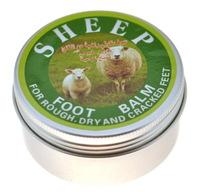 Бальзам для пяток с овечьей плацентой