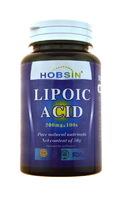Капсулы HOBSIN Альфа-липоевая кислота (Lipoic acid)