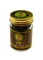Тайский тигровый черный бальзам, 50 грамм