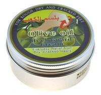 Крем для пяток с оливковым маслом