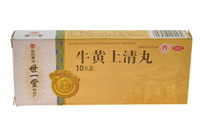Пилюли Ню Хуан Шан Цин (Niu Huang Shang Qing Wan, 牛黄上清丸)