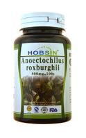 Капсулы HOBSIN Анектохилус Роксбурга (Наземная орхидея) - замедление старения организма