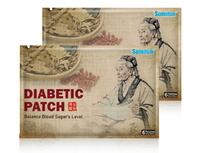 Пластырь от сахарного диабета Diabetic Patch (6 шт.)