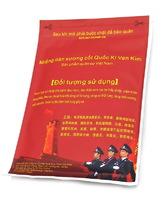 Вьетнамский обезболивающий тигровый пластырь Quoc Ki Van Kim (11 см х 15 см !!!)