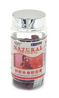 """Капсулы NATURAL """"Эцзяо"""" (Ejiao fill blood) при железодефицитной анемии"""