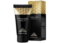 """Интимный гель-лубрикант для мужчин """"Titan Gel Gold"""""""