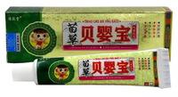 Крем для лечения детской экземы, атопического и аллергического дерматита Miaocao Beiyingbao