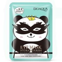 Маска-очки BioAqua для области вокруг глаз (Панда)