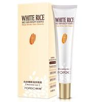 Крем для кожи вокруг глаз увлажняющий с экстрактом риса