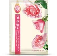 Тканевая маска BioAqua с экстрактом розы