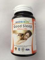 Капсулы HOBSIN Экстракта зверобоя - для здорового сна (Good Sleep)
