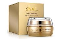 Крем для лица BioAqua с муцином улитки Snail Repair & Brightening (жесткая упаковка)