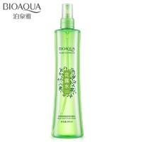 Парфюмерный тоник-спрей BioAqua с экстрактом мяты для лица и тела