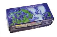 Женские гигиенические прокладки MeshiSan с лавандой (ночные)