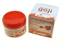Увлажняющий крем для лица против морщин с ягодами Годжи