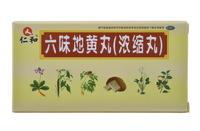 Общеукрепляющие пилюли «Шесть трав / Лювэй Дихуань Вань» (Liuwei Dihuan Wan)