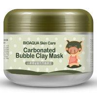 Очищающая глиняно-пузырьковая маска для лица Carbonated Bubble Clay Mask