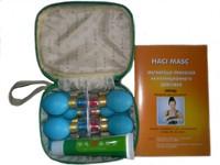 Магнитные присоски акупунктурного действия (МПАД)  HACI MASC 18 штук